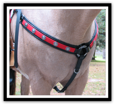 """CLASSIC"" PADDED BREAST COLLAR"