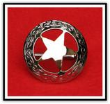 """""""Texas Star"""" Rosette"""